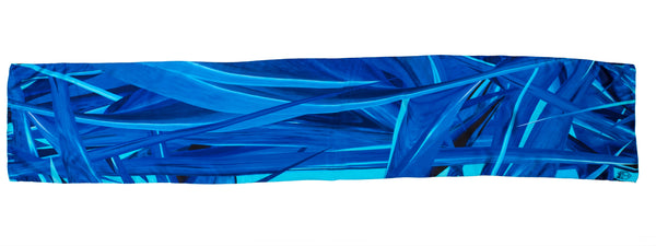 Men Ocean Waves - Long Scarf