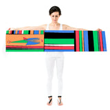 Women Stripe Gang - Long Scarf