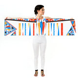Women Tribe Vibe - Long Scarf