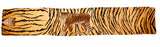 Men Wild Tiger - Long Scarf