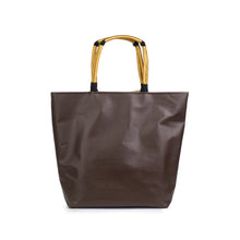Leather Heritage Tote Bag