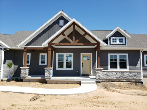 New Construction - Coopersville MI