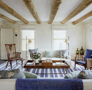 barn beams cottage