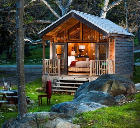HT little cabin