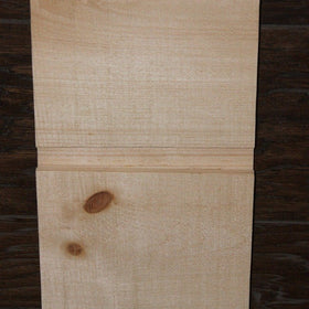 "1"" x 10"" Pine Channel Rustic"