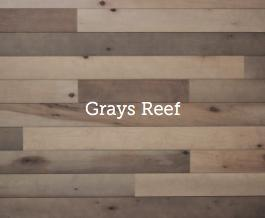 "Retreat 1/4"" MDF Core - Grays Reef"