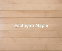 Plankwise Woodward Unfinished - Michigan Maple