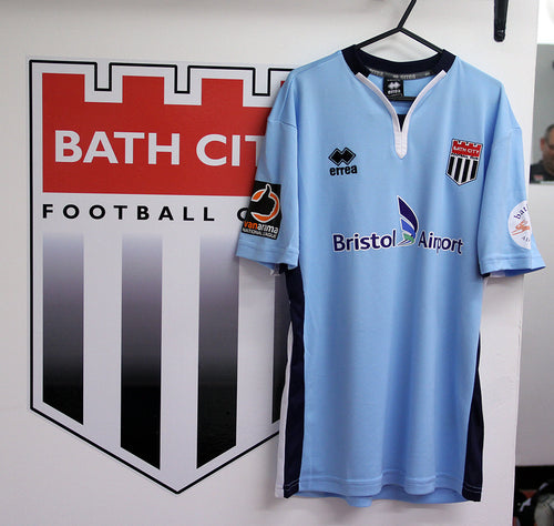 Bath City Away Shirt -  2018/19 Adult ** VERY LIMITED STOCK - please phone or email for availability **