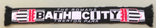 NEW! Bath City Scarf - Two-Sided ** BACK IN STOCK! **