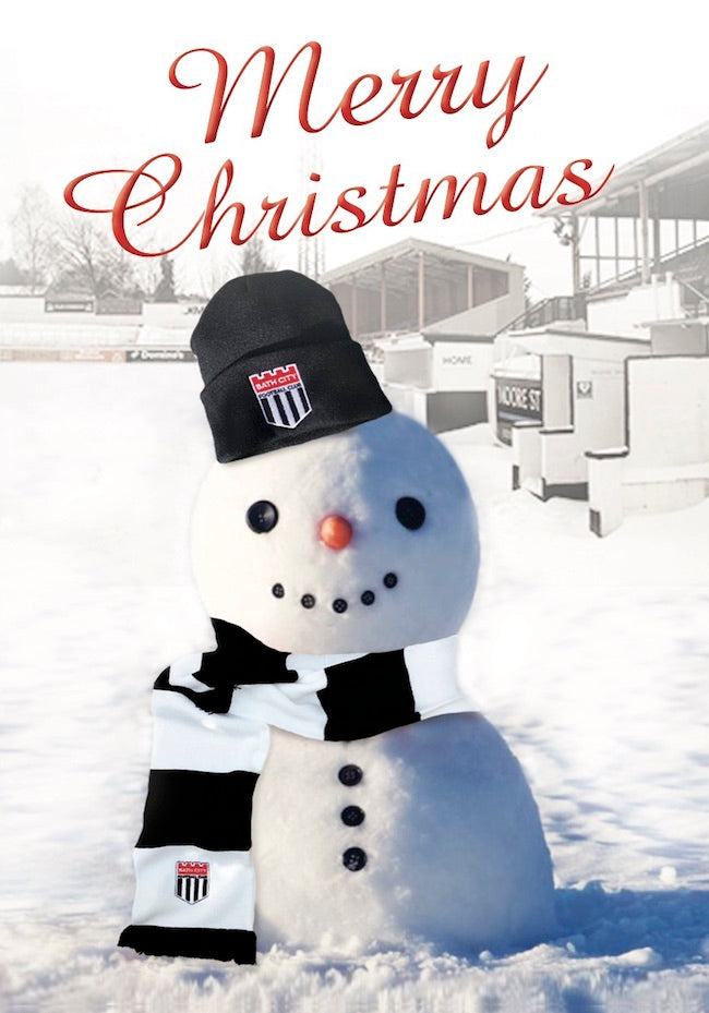 Bath City 2019 Christmas Cards