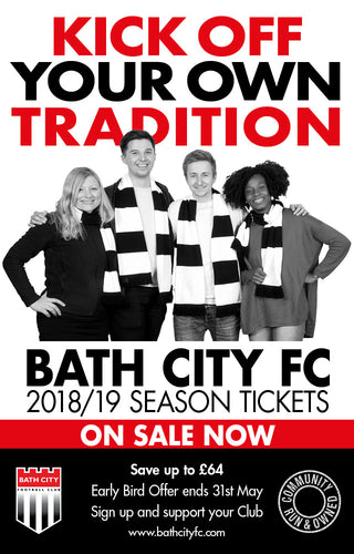 Season Ticket 2018/19 - Adult