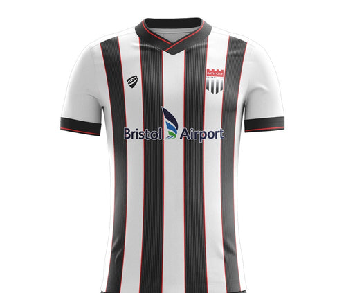 Bath City Home Shirt Season 2019/20 - Adult