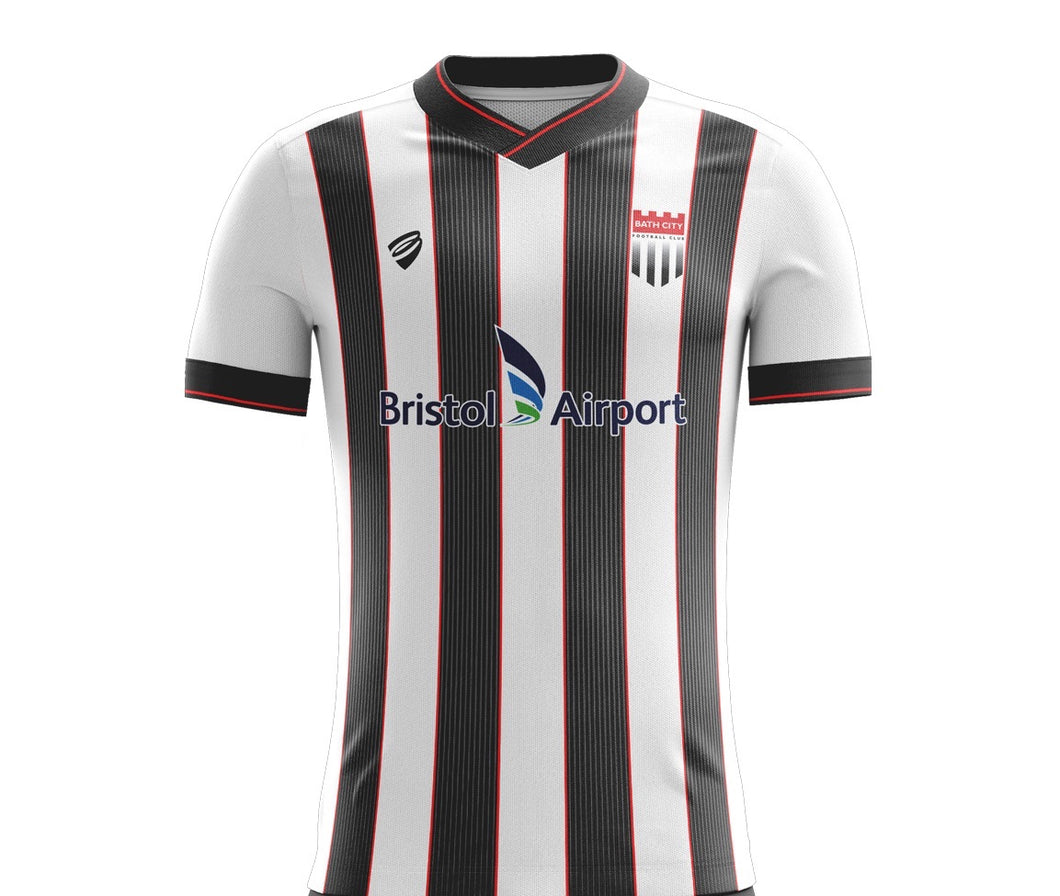 LOCKDOWN SALE - NOW 50% OFF - Bath City Home Shirt Season 2019/20 - SOLD OUT