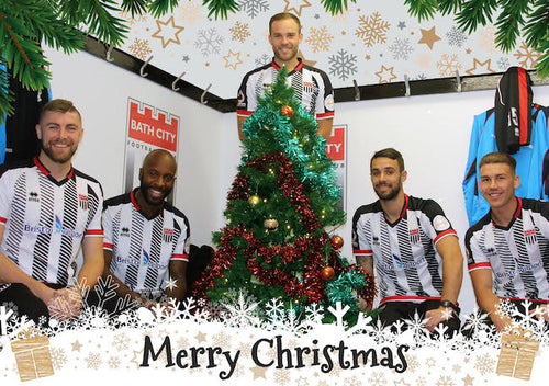 ** SOLD OUT! ** Bath City 2018 Christmas Cards