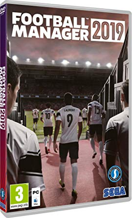 NEW! Football Manager 2019 - PC/MAC