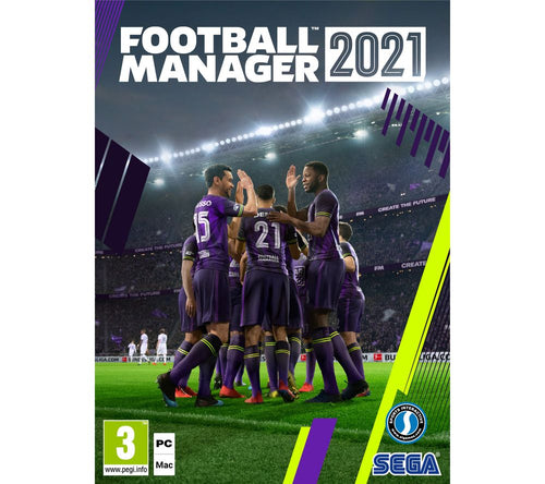 NEW! Football Manager 2021 -  for PC/MAC