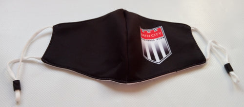 NEW - BATH CITY BRANDED FACE COVERINGS New Adjustable Design