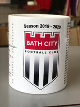 Bath City Mug 2019/20 fixtures - BRAND NEW FOR 2019/20 - STRICTLY LIMITED EDITION