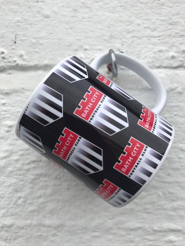 NEW for 2018! Bath City Mug (with Club crests)