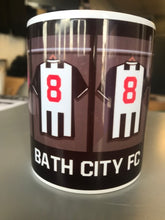 ** NEW ** FOR SEASON 2018/19! Bath City Mug (with strip design)