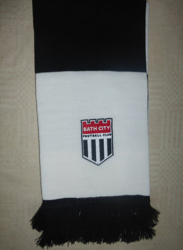 Bath City Scarf with Club Crest