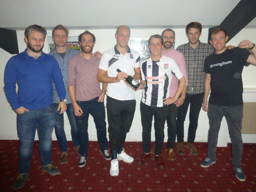Bath City Stag or Hen Do Match Ball Sponsorship Package