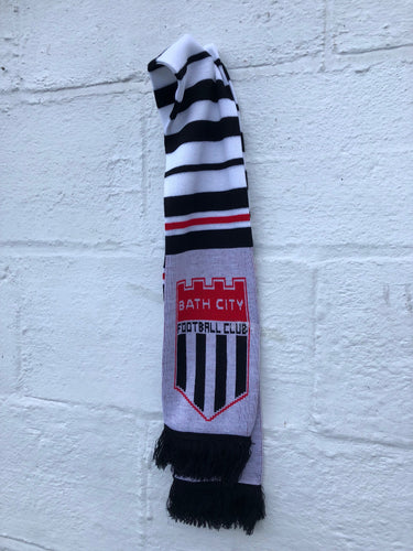 Bath City Scarf 2018/19 Season Special Limited Edition ** SOLD OUT! WATCH FOR NEW ARRIVALS SOON**