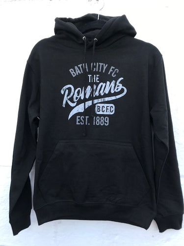 ** LAST FEW! ** Bath City FC Hoody BLACK