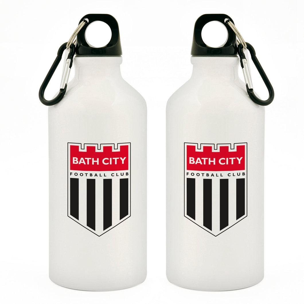Bath City Reusable Metal Water Bottle
