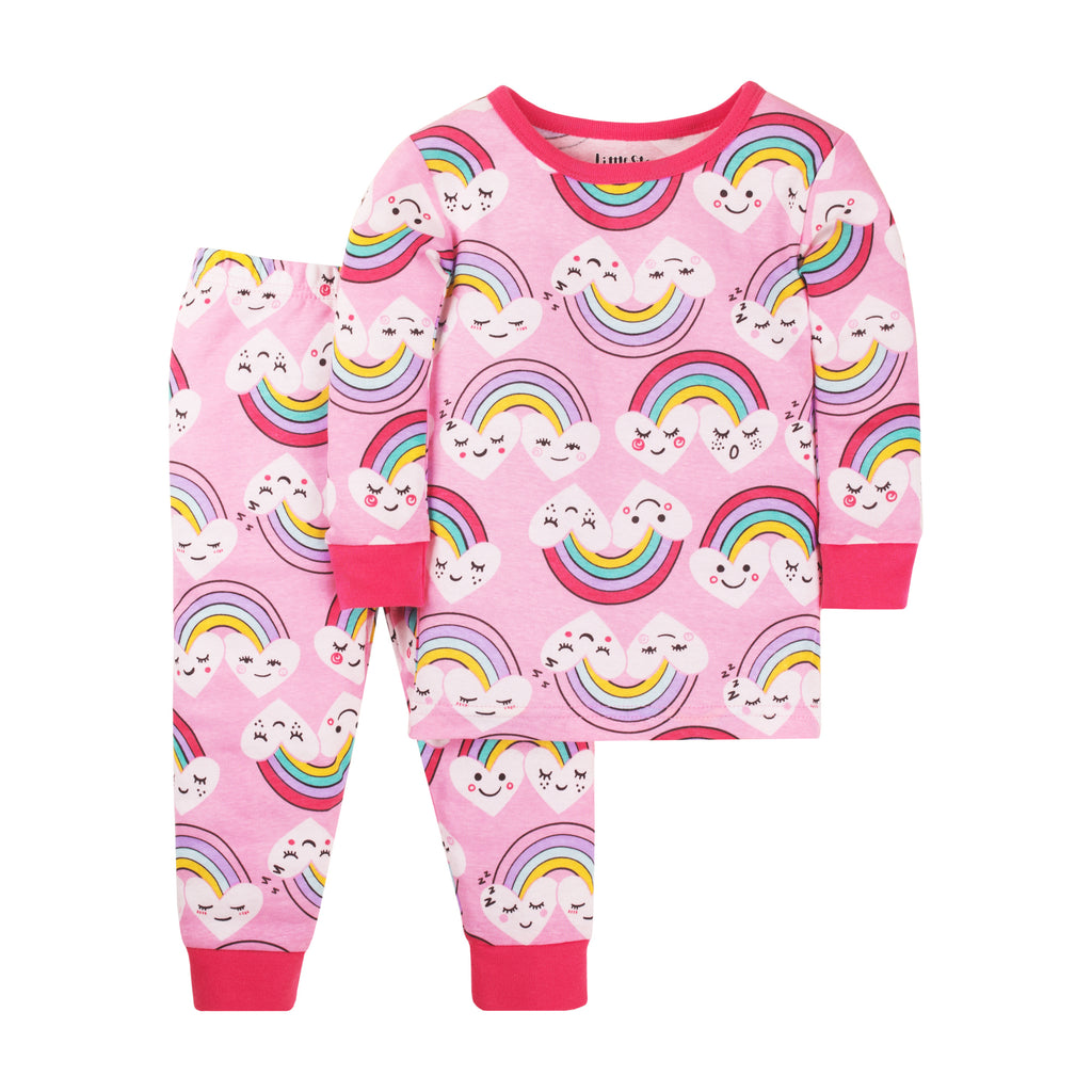 92f54f00f Infant Toddler Girl Cotton Tight Fit