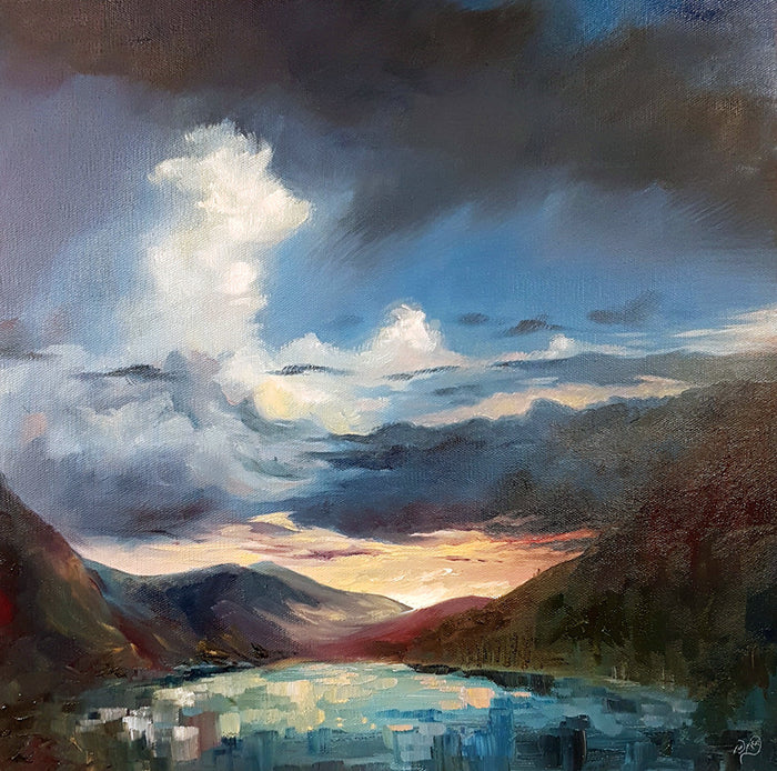 Fine Art Limited Edition Giclee Prints - Skyscapes