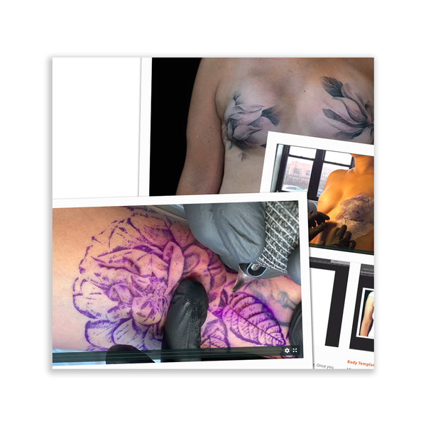 Postmastectomy & Scarring Tattoo Course