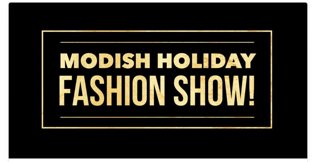 Come find us at Modish in Colleyville, Texas on Dec. 8th from 6-8.