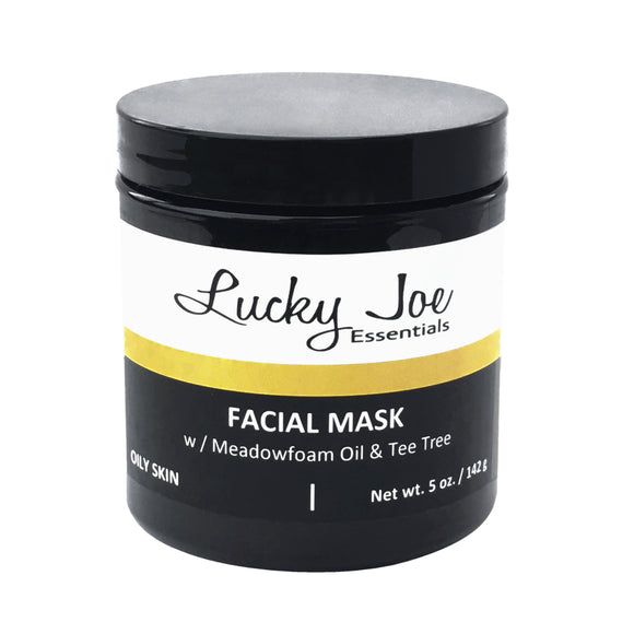 Dead Sea Clay Facial Mask - Lucky Joe Essentials
