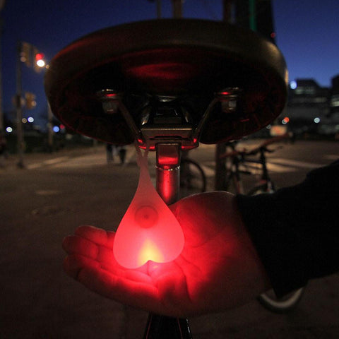 NEW | LB® Bike 'Heart' Shaped Taillight