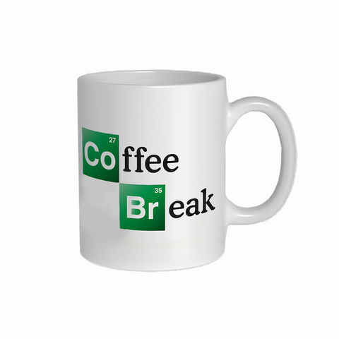 Coffee Break Element Mug