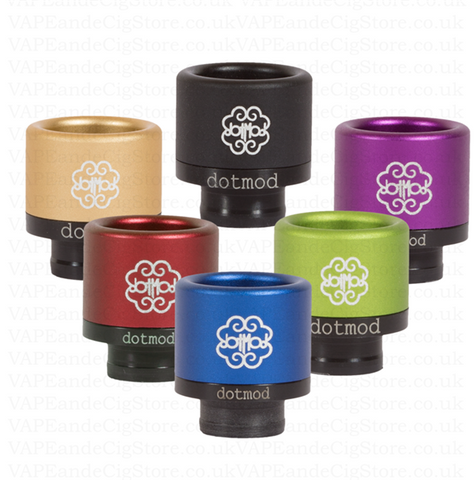 Drip Tips - 510 Standard Size