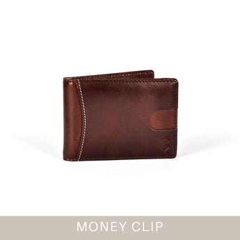 Bergamo (Brown) - Italian Leather