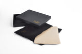 Toscana Passport Case in Cream