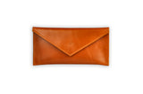 Verona Multi-purpose Leather Envelope in Tan