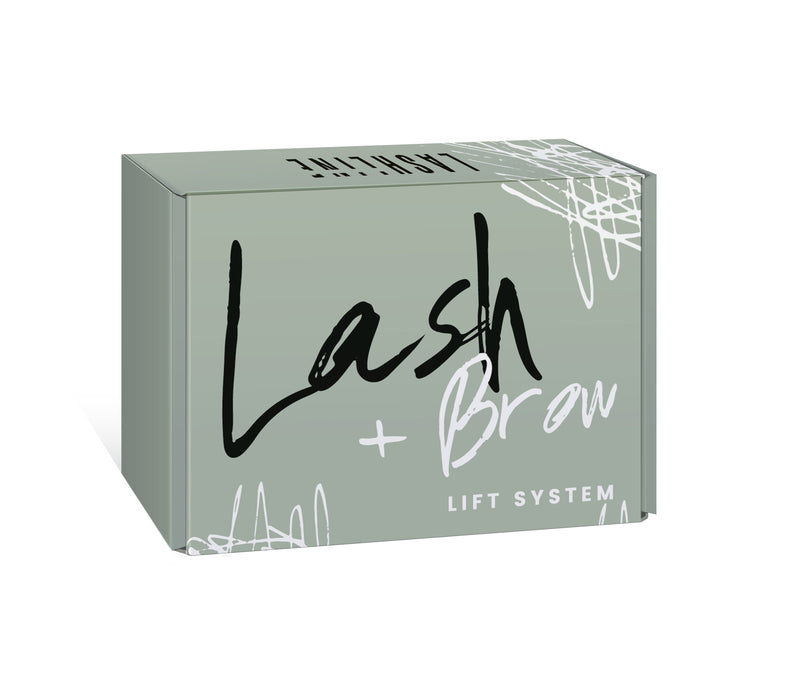 The Lash + Brow Lift System