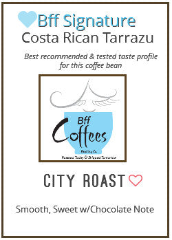 Medium-Dark Roast (City Roast)