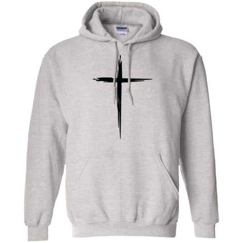 Image of Sweatshirts - Cross Christian Sweatshirt Hoodie