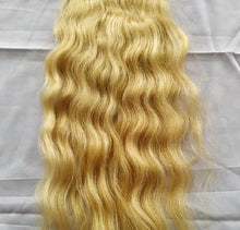 "Blonde Wavy 16"" inch 1 Bundle"