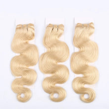 "Blonde Bodywave 08"" inch 1 Bundle"