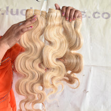 "Blonde Bodywave 14"" inch 1 Bundle"