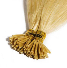 "Blonde 12"" inch I tips 1 Set"