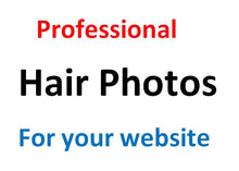 Professional Hair Pictures and Videos for your website.