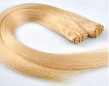 "Blonde Straight 08"" inch 1 Bundle"