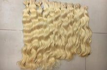 "Blonde Wavy 14"" inch 1 Bundle"
